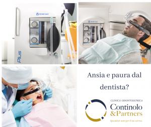 Sedazione Cosciente | Continolo & Partners