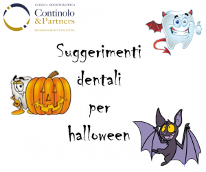 Suggerimenti dentali per Halloween